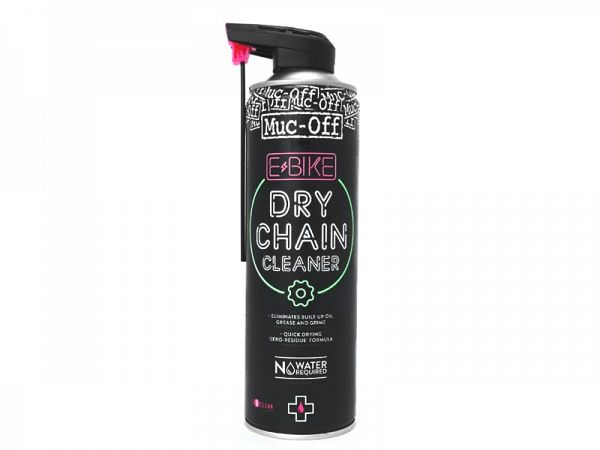 Muc-Off E-Bike Dry Chain Cleaner Kæderens, 500ml